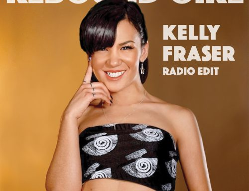 "Kelly Fraser Debuts EDM Pop Music Video ""Rebound Girl"""