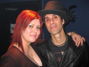 Perry Farrell Diane Foy
