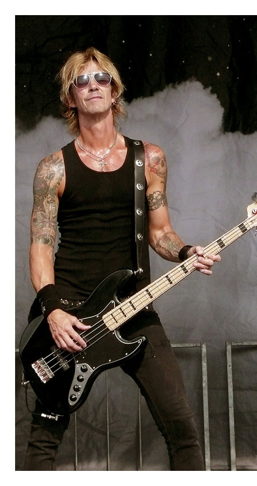 Duff McKagan Photo by Diane Foy