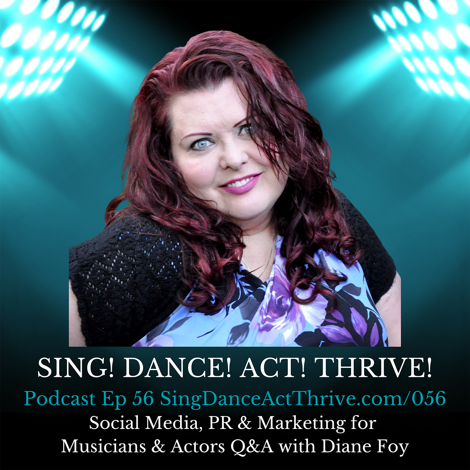 Social Media, PR, Marketing for Musicians & Actors Q&A with Diane Foy